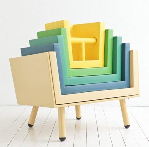 Mobili per bambini il trono dei divertimenti in cameretta - Mobili per bambini design ...