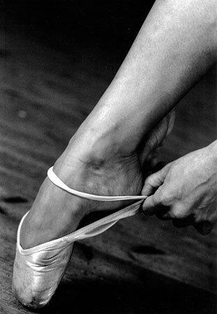 L'immobile danzatrice
