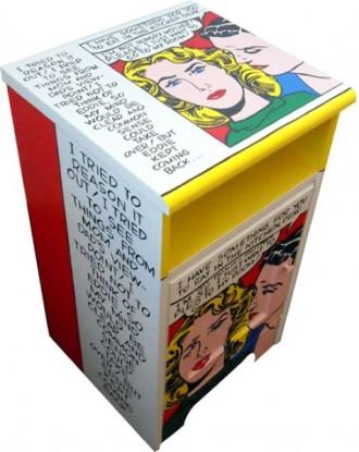 Silvia Zacchello: Arte, design e fumetti ecco cosa non dovete perdervi