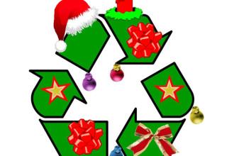 Il modo intelligente per riciclare i regali di Natale!