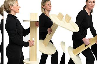 Cinque donne e una passione! Progettano e producono con l'aiuto di artigiani locali: tutto questo è CABB design!