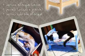 lettino-cuccia-gatto-cane Trasformare un lettino IKEA in favolosa cuccia
