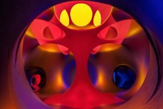 Exxopolis: architettura, colore ed inusuali percezioni