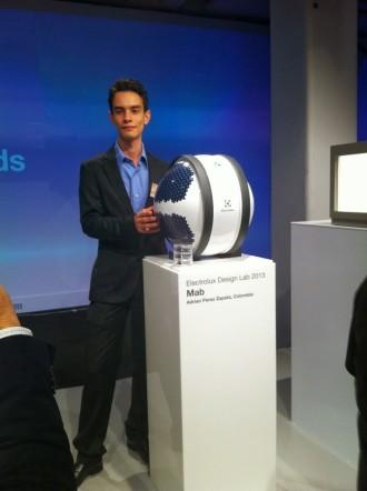 Stoccolma Electrolux Design Lab 2013: vincono i sognatori!