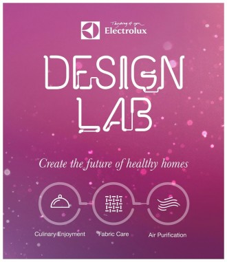 "Electrolux Design Lab 2014 nuovo contest ""Creating Healthy Homes"""