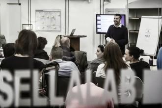Fondamenti di Marketing al Sellalab per imprenditori e Start Up!