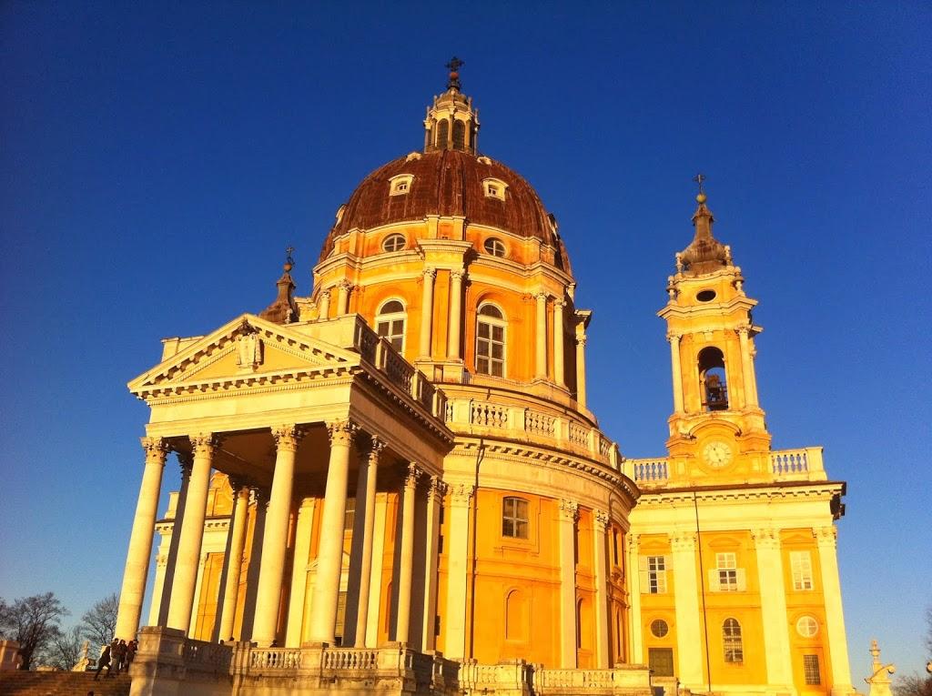 basilica di superga torino piemonte