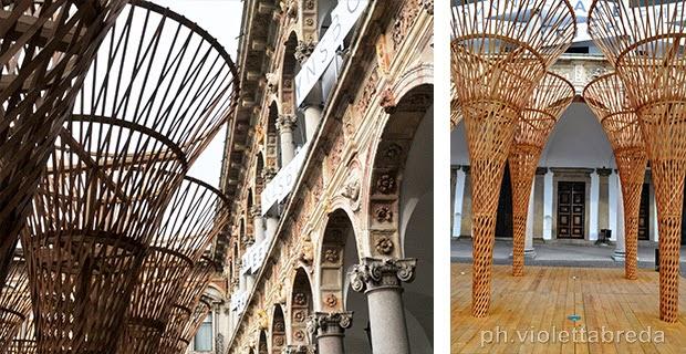Dal fuorisalone un giretto alla ca 39 granda finetodesign - Finestre circolari delle chiese gotiche ...
