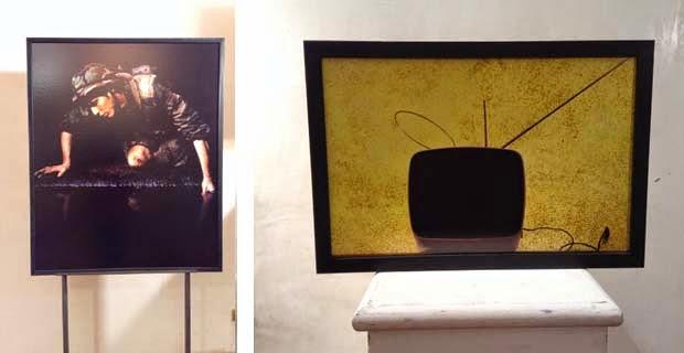 CARAVAGGIO MMX: 8 reinterpretazioni fotografiche in chiave contemporanea dei dipinti di Caravaggio a Firenze