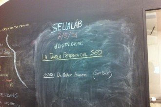 SEO, web marketing e la strada giusta verso il successo! Marco Barbera al Sellalab.