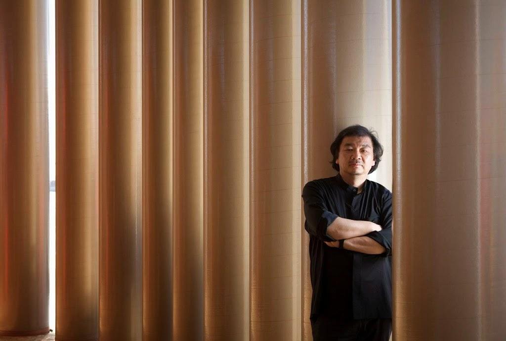 Shigeru Ban premio Pritzker 2014 Amsterdam design architettura
