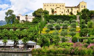 Alto adige: I giardini di Castel Trauttmansdorff e il Binocolo di Matteo Thun