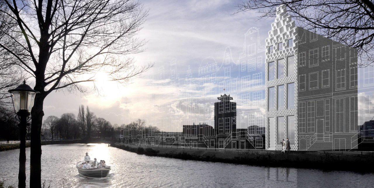 Amsterdam cosa vedere eco design architettura e moda for Eco architettura