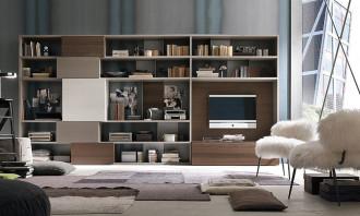 libreria flat
