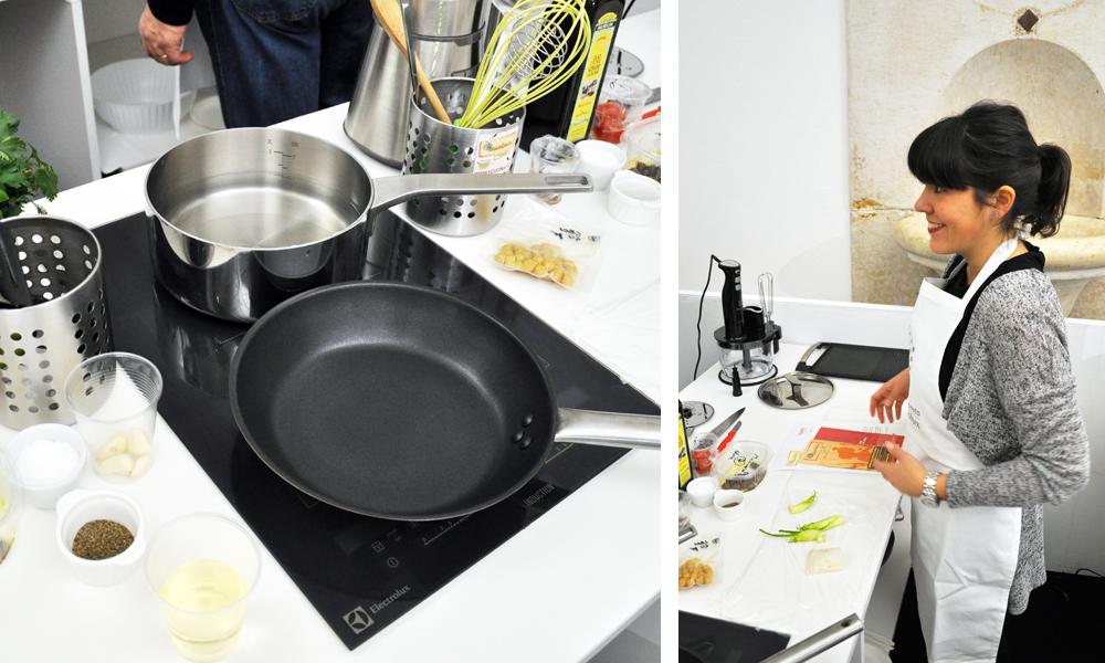 corso di cucina electrolux