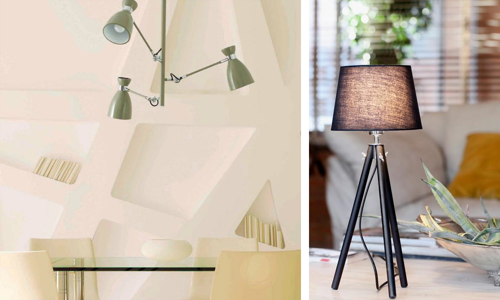 Lampade per cucina moderna idee per illuminare il soggiorno con stile with lampade per cucina - Lampade moderne per soggiorno ...
