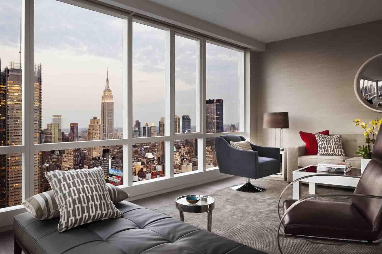 Nell 39 aria c 39 profumo di casa un viaggio da tokyo a new york for Appartamenti design new york
