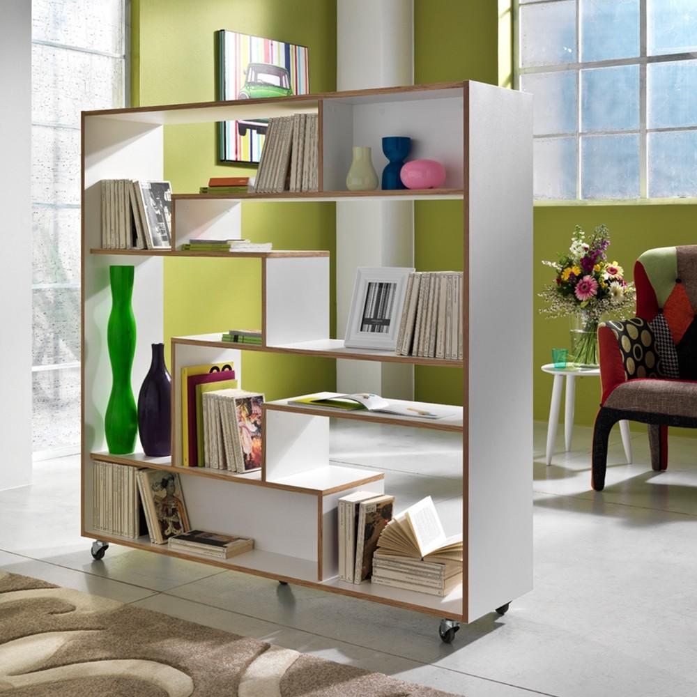 Librerie design come scegliere quella giusta - Mobili divisori ...