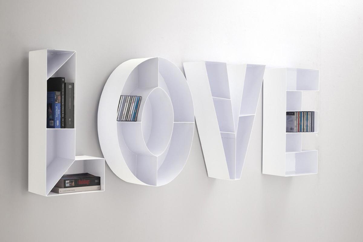 Librerie Da Muro Moderne.Librerie A Muro Moderne