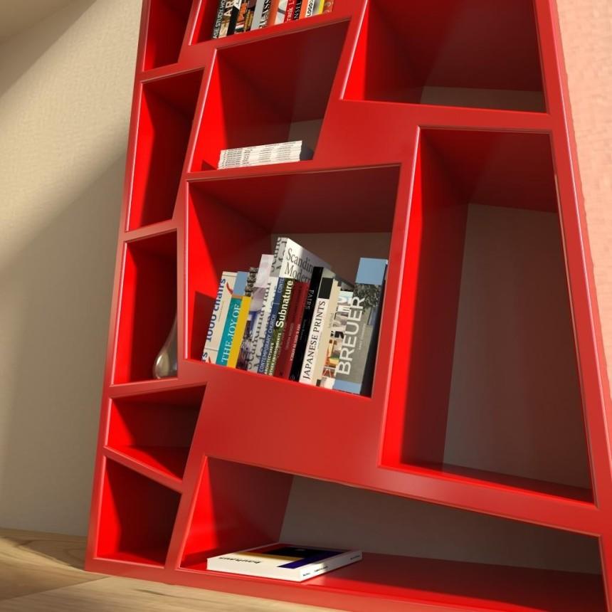 libreria-scaffalatura-moderna-christie