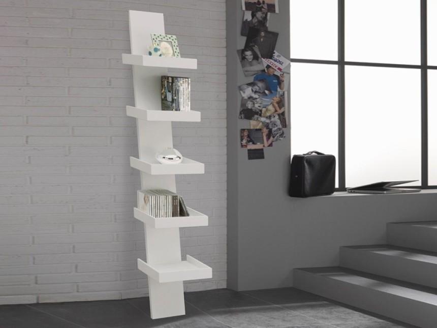 Librerie design come scegliere quella giusta - Stencil da parete ikea ...