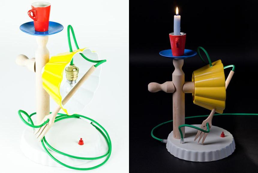 Riutilizzo, oggetti creati con oggetti: questo è Bassethound Factory- dyxs basset