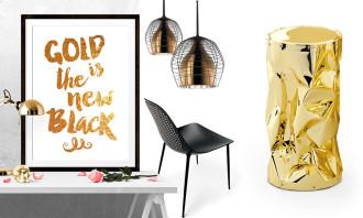 finetodesign_arredamento black&gold