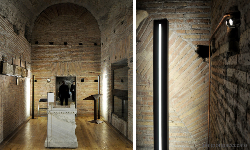 Linea light group e la grande bellezza alla luce del led