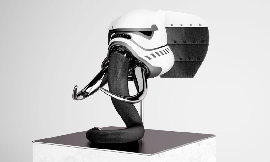 Star Wars: gli Stormtrooper 'bestiali' di Blank William