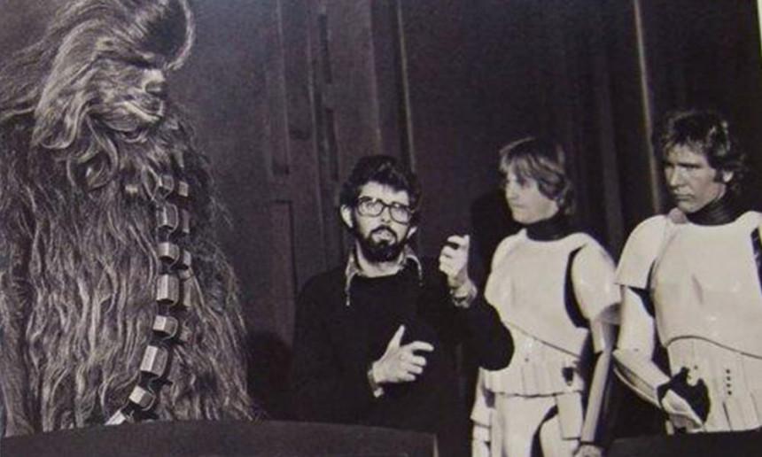 Star Wars: gli Stormtrooper 'bestiali' di Blank William