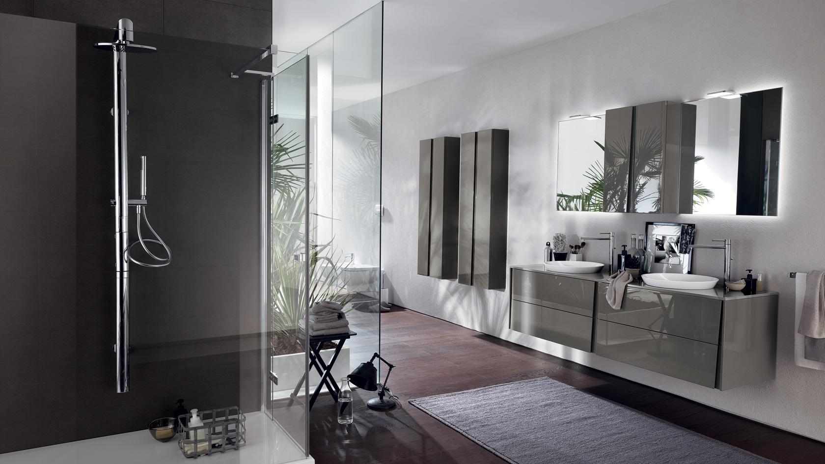 Mobili bagno moderni scegli il design e l 39 eleganza scavolini - Arredi bagno moderni ...