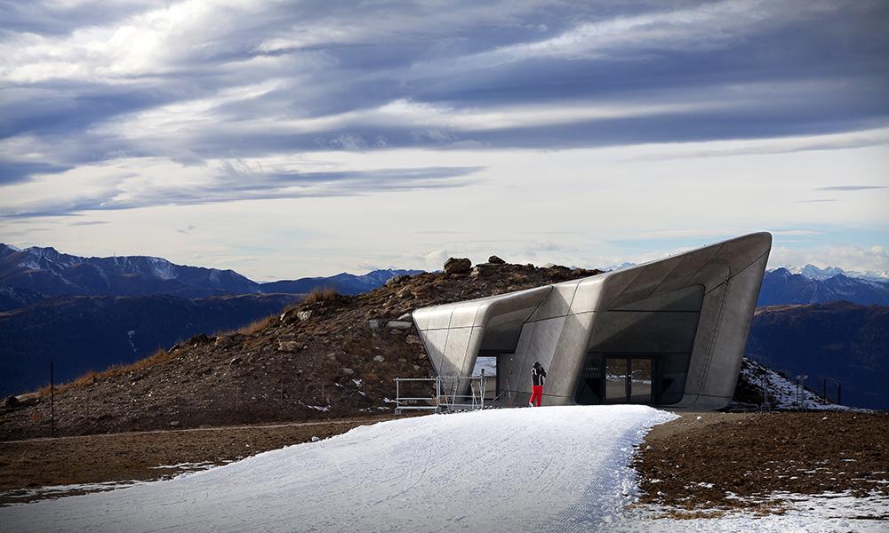 MMM (Messner Mountain Museum) Corones: Il museo più alto delle dolomiti