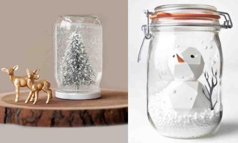 Ben noto di Natale fai da te. Idee creative ed economiche! VE11