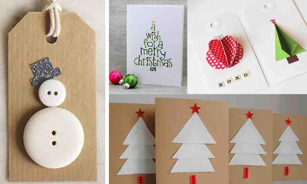 Preferenza di Natale fai da te. Idee creative ed economiche! XG38