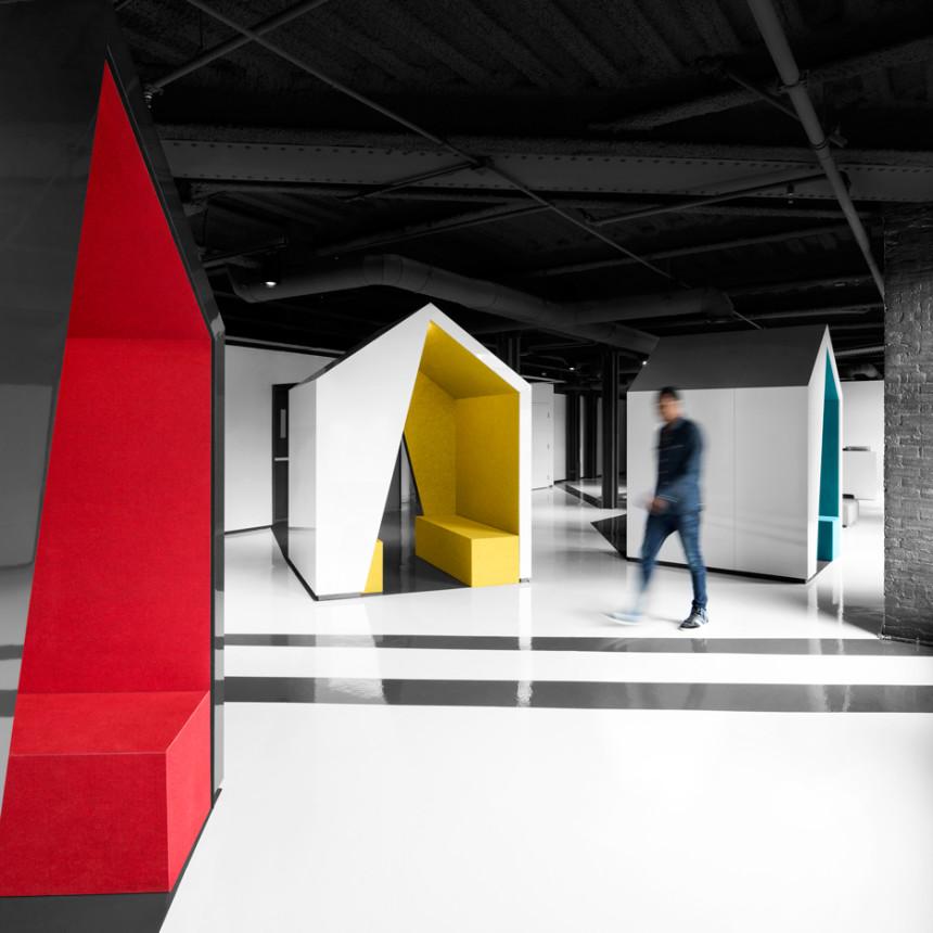 La nuova casa di Lightspeed: da stazione abbandonata a sede di una software house