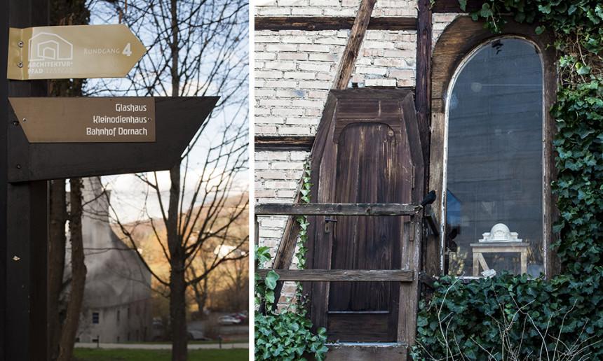 Architettura svizzera: il Goetheanum di Dornach