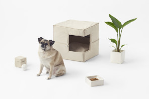 Il design per cani di Nendo