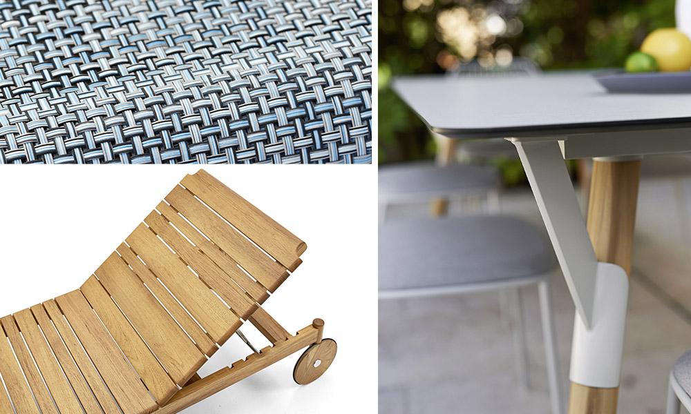 Salone del mobile le novit nell 39 arredamento outdoor for Arredamento outdoor design