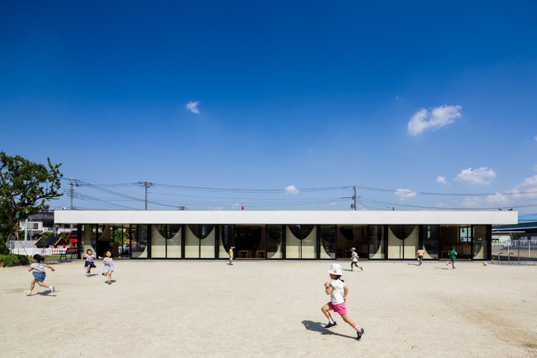 Kindergarten a Saitama: filosofia di istruzione fondata sul gioco