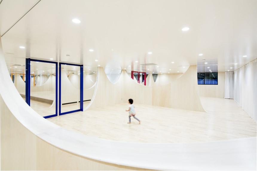 "Il ""Giardino dei bambini"" a Saitama"