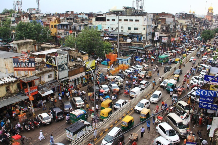 sky-view_of_delhi_city