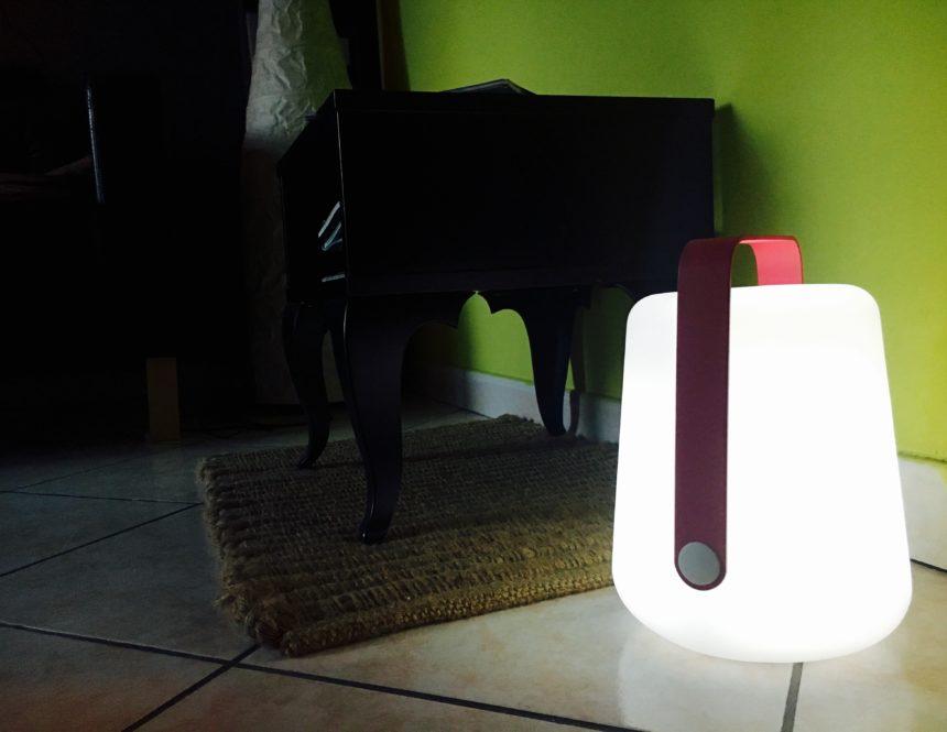 I Love my Balad! Lampada a led perfetta per esterni adorabile per interni