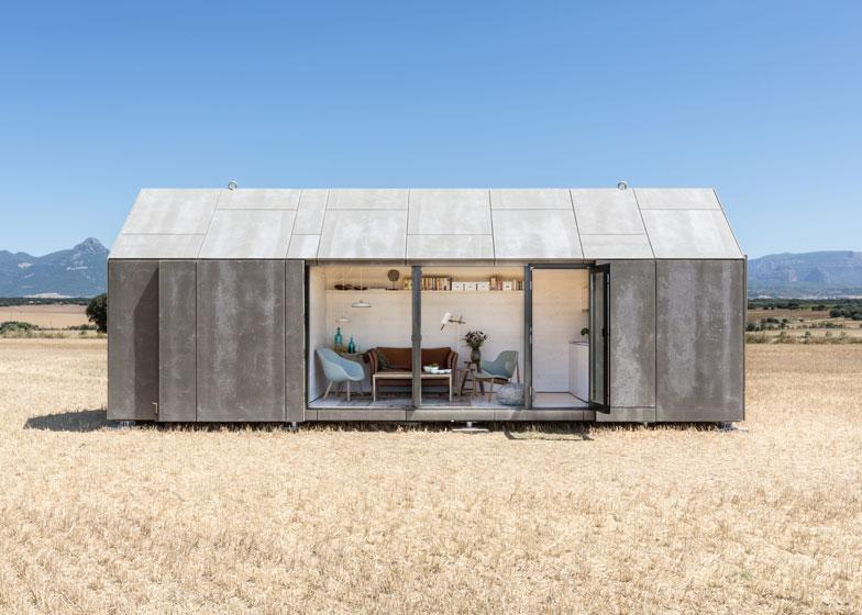 Case mobili! 13 rifugi per architetti e designer   finetodesign