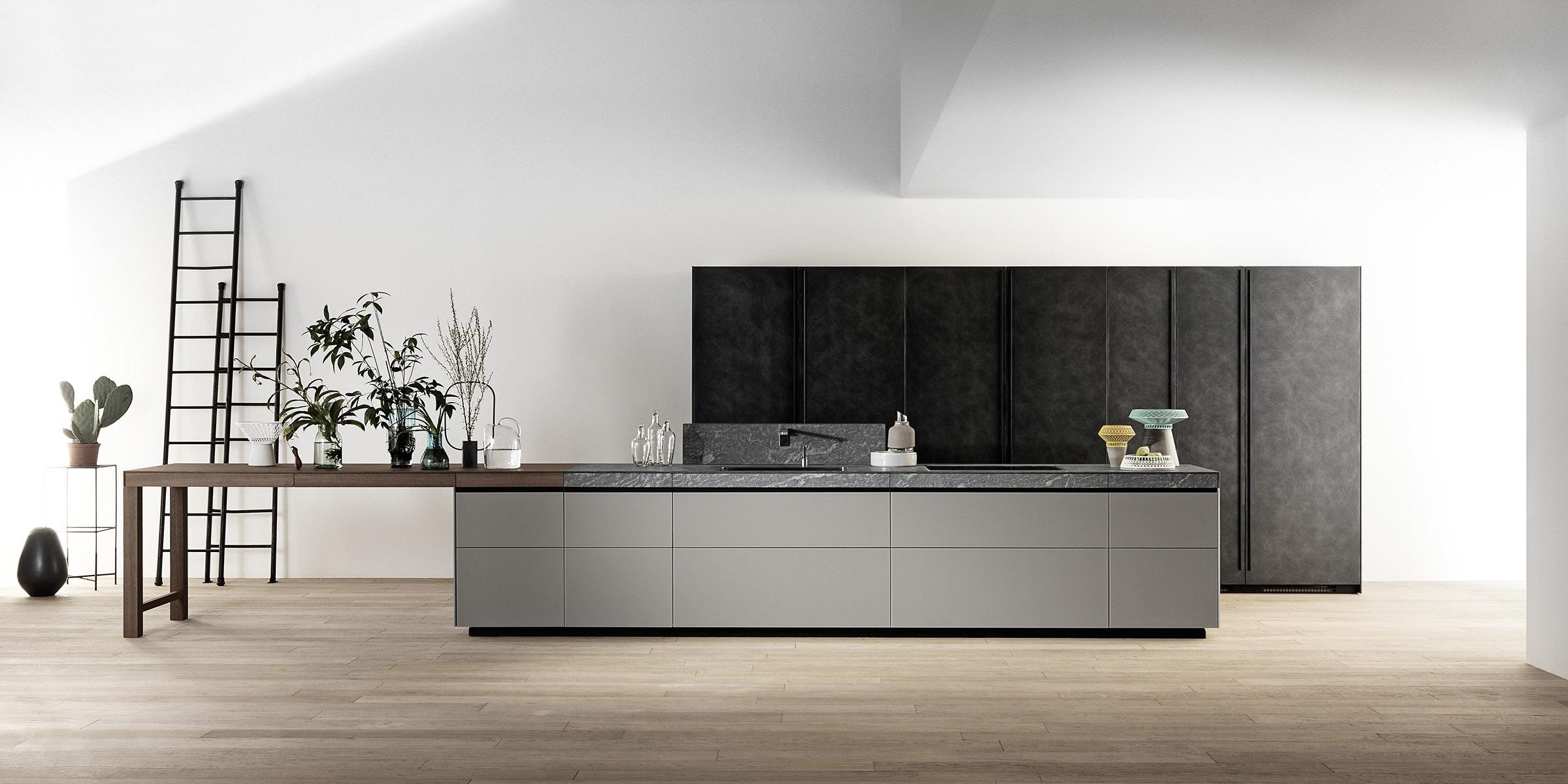 Cucine di lusso la bellezza della semplicit for Aziende cucine design