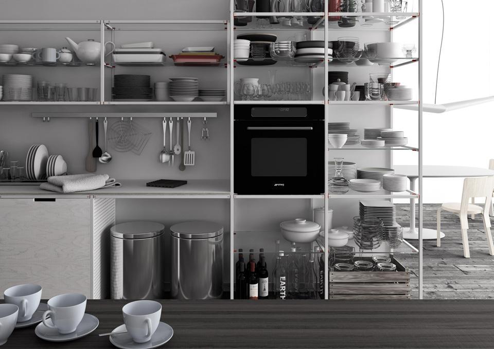 Cucine di lusso: la bellezza della semplicità