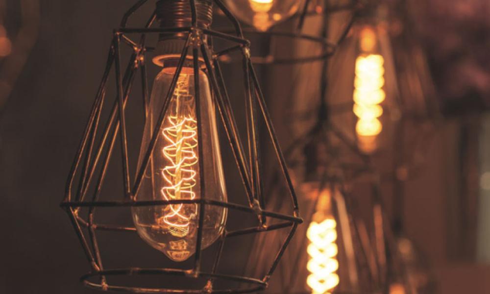 Illuminazione vintage quando basta una lampadina finetodesign