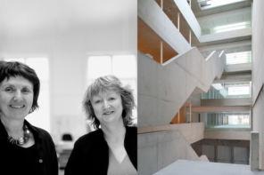 """""""Biennale Architettura 2018"""" Chi sono Yvonne Farrell e Shelley McNamara"""