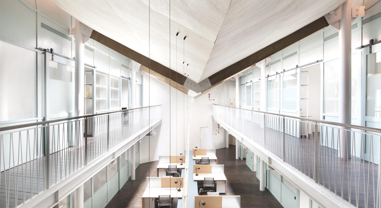Coworking i 20 spazi di lavoro condiviso pi belli al mondo for Design della casa di 720 piedi quadrati in india