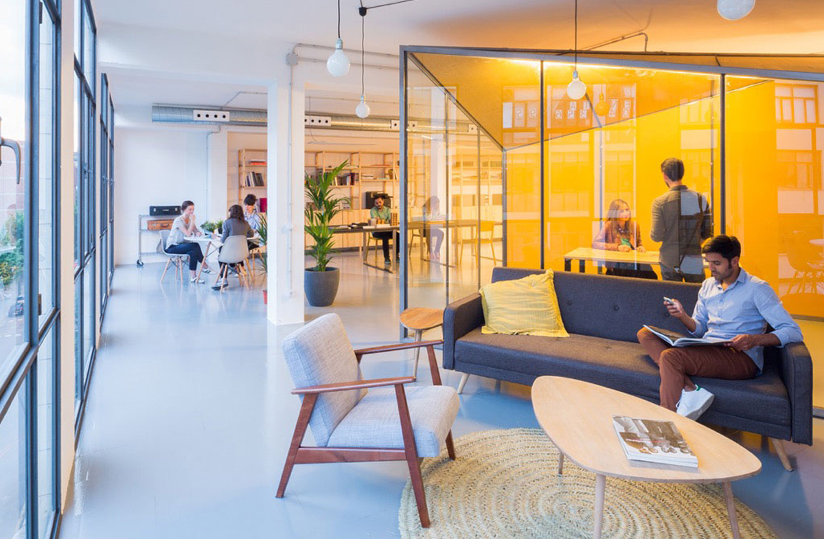Coworking i 20 spazi di lavoro condiviso pi belli al mondo - Offerte lavoro interior designer roma ...
