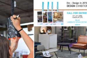 Din-Design In 2018 fuorisalone Milano